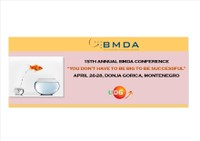"15th Annual BMDA Conference ""You Don't Have to Be Big to Be Successful"""