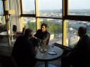 """Welcome reception at """"Sky bar"""""""