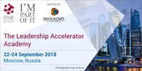 THE LEADERSHIP ACCELERATOR ACADEMY