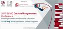 2019 EFMD Doctoral Programmes Conference