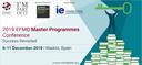 2019 EFMD Master programmes conference