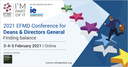 2021 EFMD Conference for Deans & Directors General