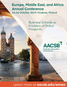 AACSB Europe, Middle East, and Africa Annual Conference