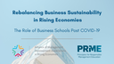 Alliance/PRME event: Rebalancing Business Sustainability in Rising Economies