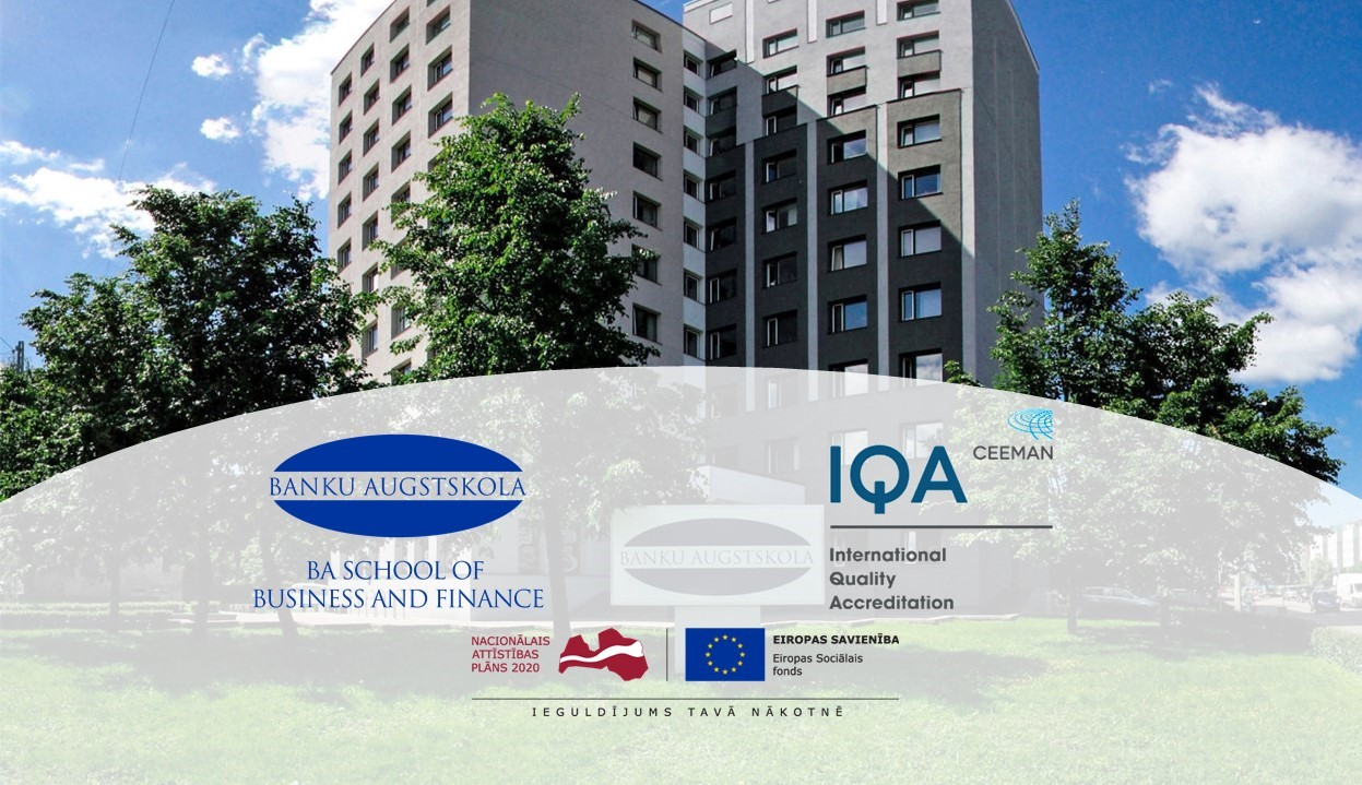 BA School of Business and Finance is awarded with prestigious CEEMAN International Quality Accreditation