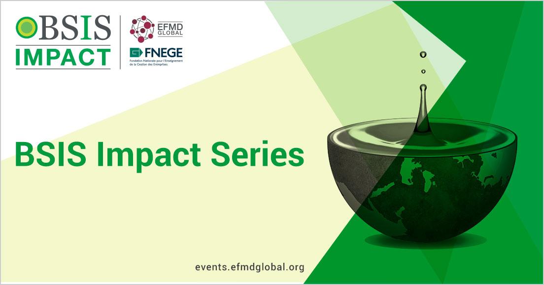 BSIS Impact Series