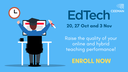 EdTech 2021 - The New World of Learning