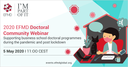 EFMD Doctoral Community webinar
