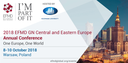 EFMD GN Central and Eastern Europe Conference in Warsaw