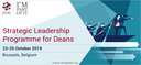 EFMD Strategic Leadership Programme for Deans