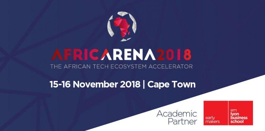 emlyon business school, academic partner of AfricArena 2018