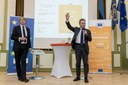 EU Budget Commissioner held a public lecture at EBS