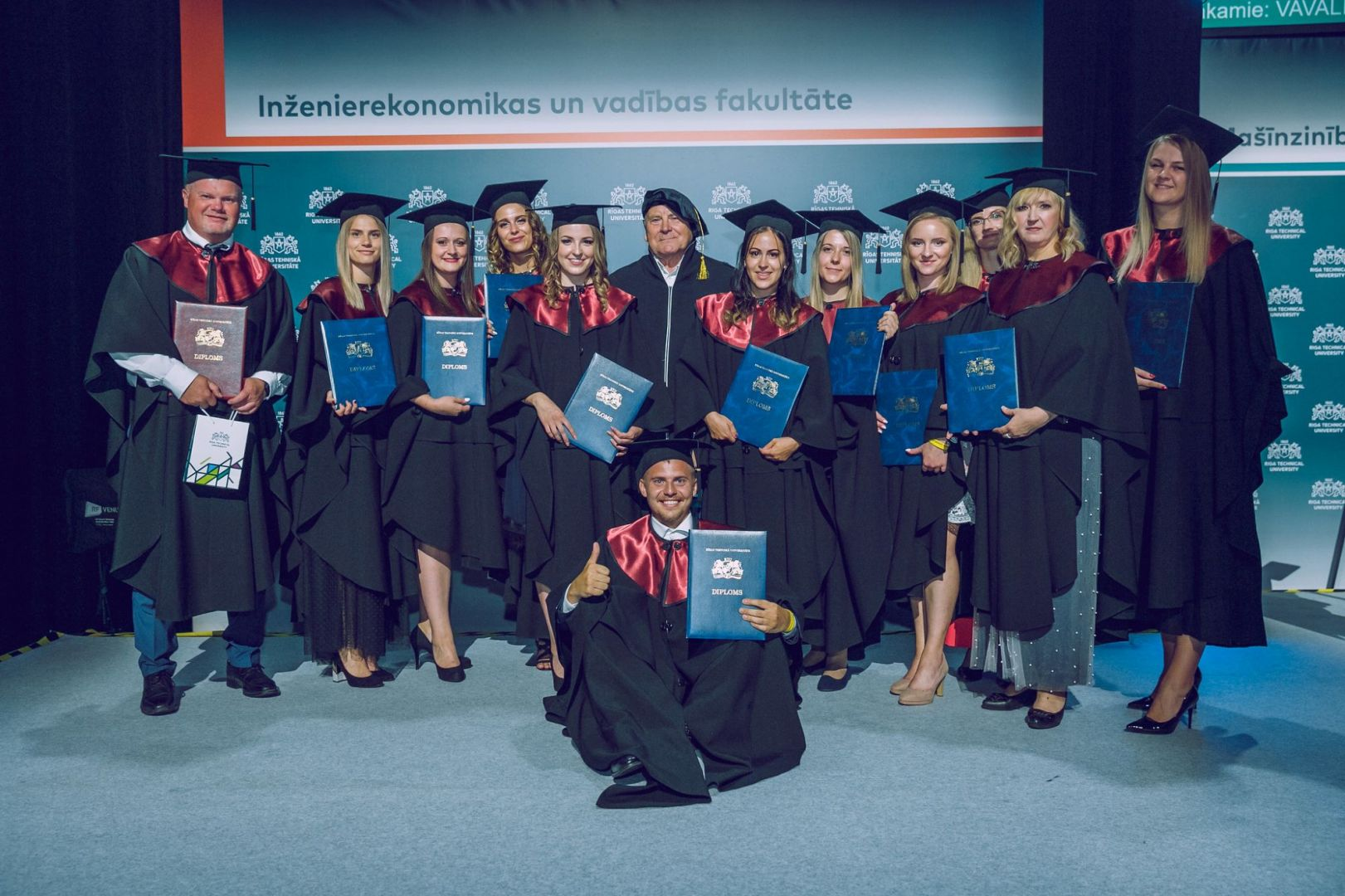 EU Recognition for the RTU Bachelor's and Master's Programmes «Administration of Customs and Taxes»
