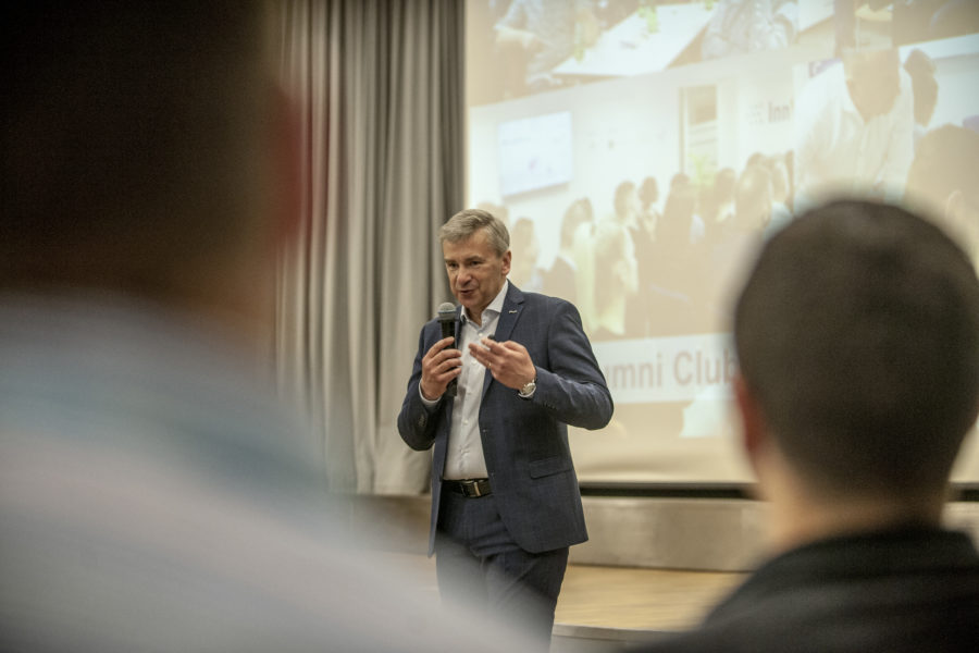 GFKM hosts GLOBAL OneMBA session in Warsaw