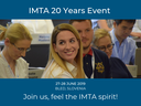 Join us in Bled, Slovenia for IMTA 20 Years Event