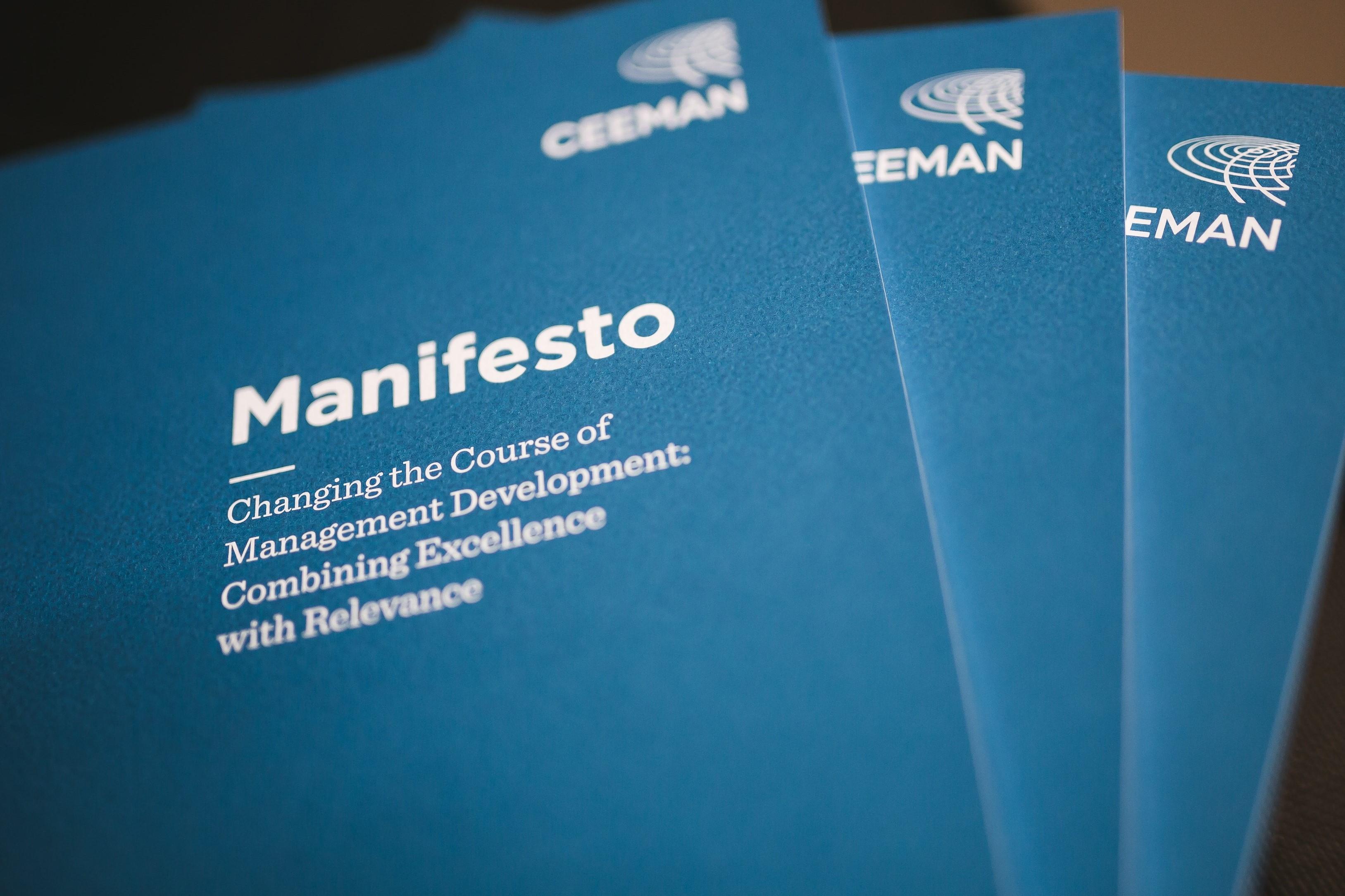 Read CEEMAN Manifesto in Short