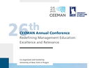 Register for the 26th CEEMAN Annual Conference