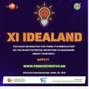 UDG XI Stock Market of Entrepreneurial Ideas - IDEALAND