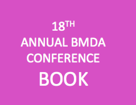 18TH ANNUAL BMDA CONFERENCE Book