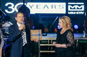 BMDA president and board members congratulated MIM -Kyiv on 30th Anniversary