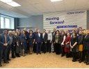 Interactive seminar for University top management in Kazan